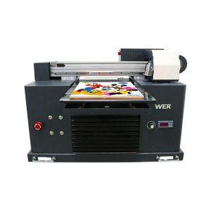 តម្លៃថោកឌីវីឌីឌីវីឌីម៉ាស៊ីនបោះពុម្ព a4 a3 a2 uv printermedbed