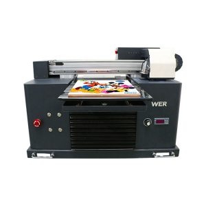 a4 uv printer flatbed សម្រាប់ដបដែក