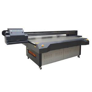 UV printerjet ink printer WER-ET2513UV printhead មានល្បឿនលឿន