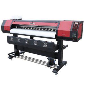 2880 * 1440dpi dx5 printhead 420 * 800mm អេកូទឹកថ្នាំបោះពុម្ព