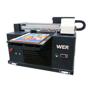 រោងចក្រតម្លៃ uv ម៉ាស៊ីនបោះពុម្ព / របៀបថ្មី uv printer flatbed